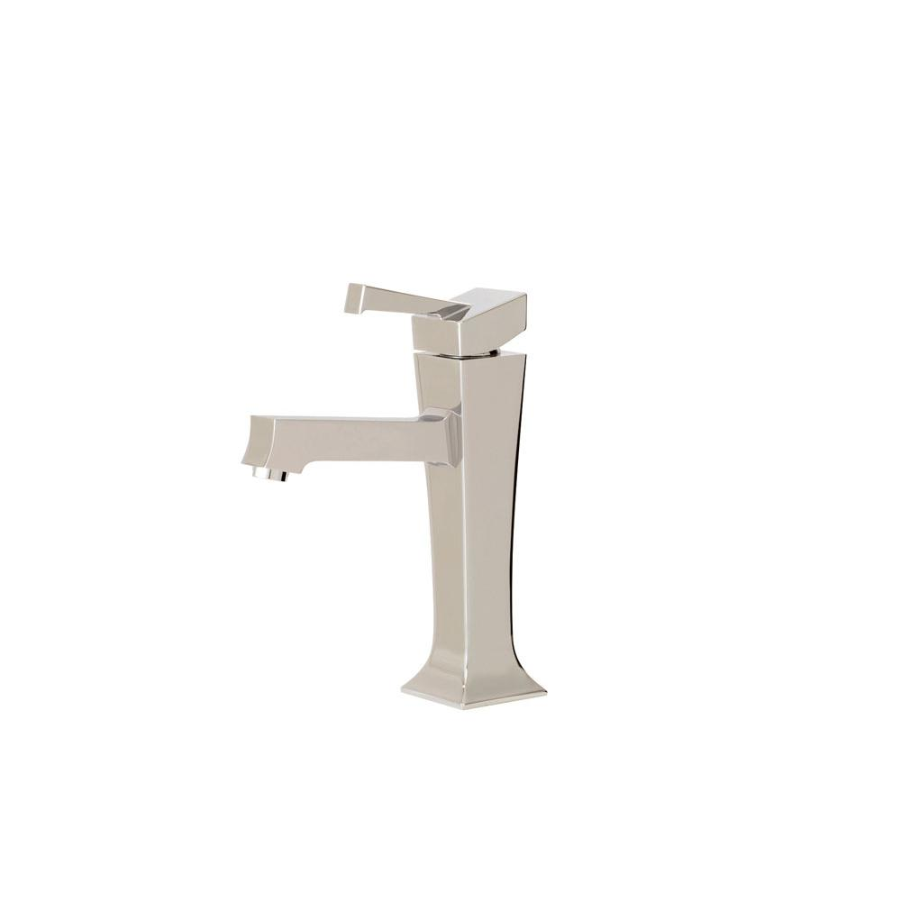 Aquabrass Single Hole Bathroom Sink Faucets item ABFB33014270