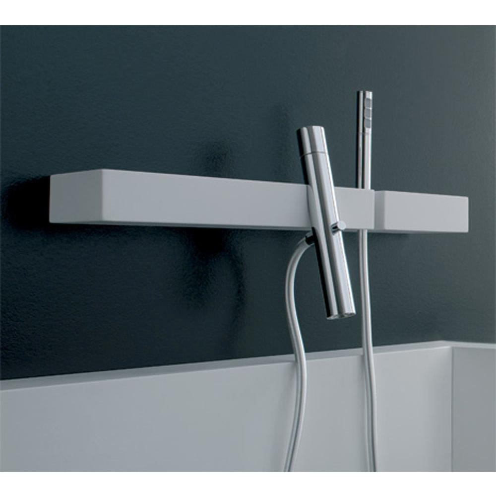 Aquabrass Wall Mount Tub Fillers item ABFB51904200WH