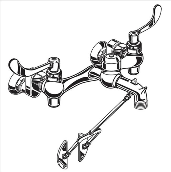 American Standard Wall Mount Laundry Sink Faucets item 8355110.002