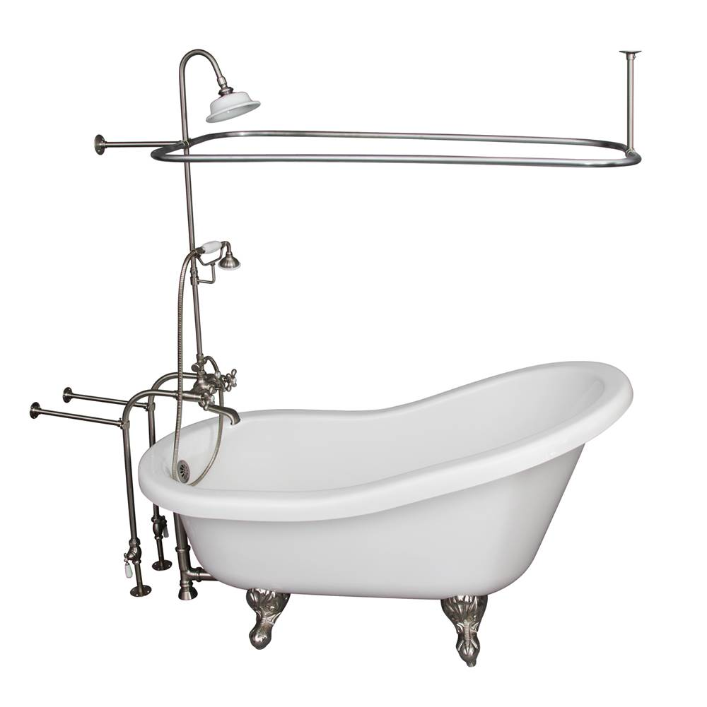 Barclay Clawfoot Soaking Tubs item TKADTS60-WBN4