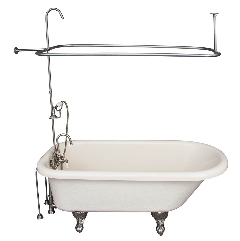 Barclay Clawfoot Soaking Tubs item TKATR60-BBN2