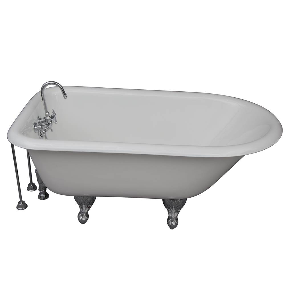 Barclay Clawfoot Soaking Tubs item TKCTRH54-CP10