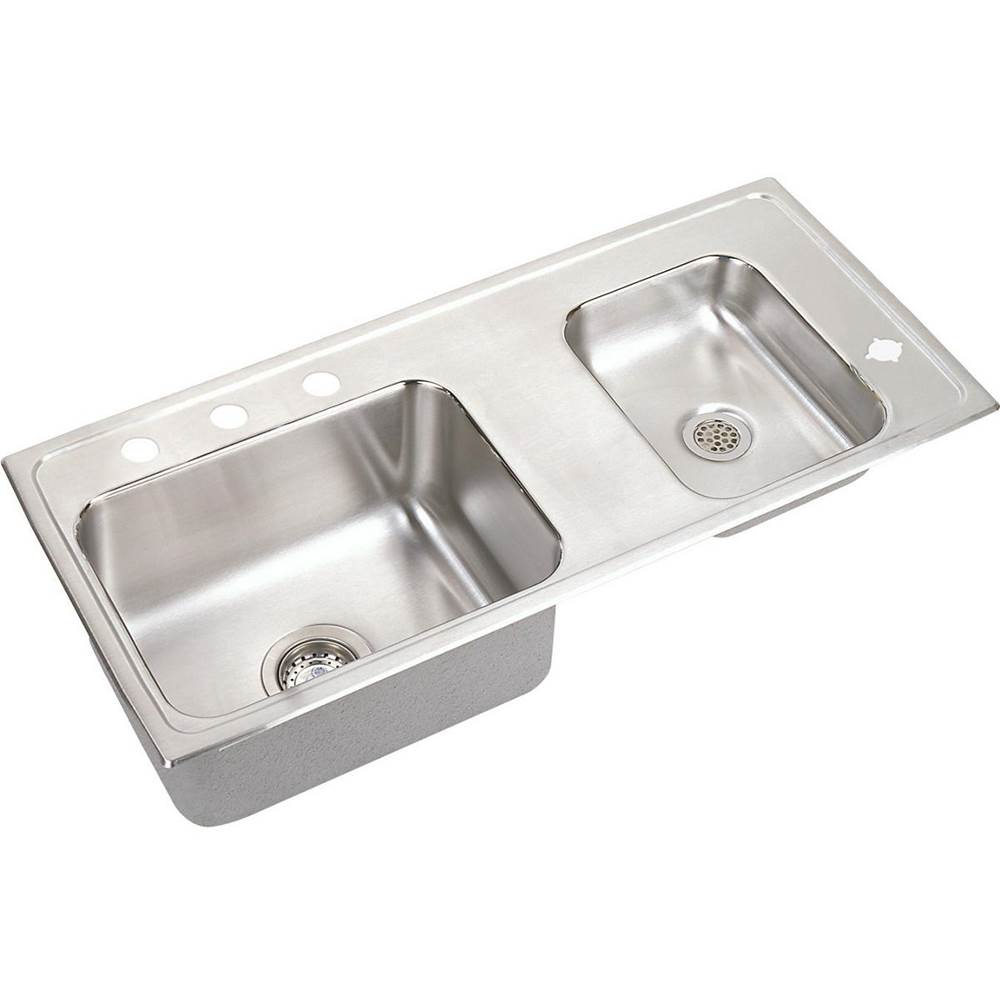 Elkay Drop In Laundry And Utility Sinks item DRKADQ371755R4