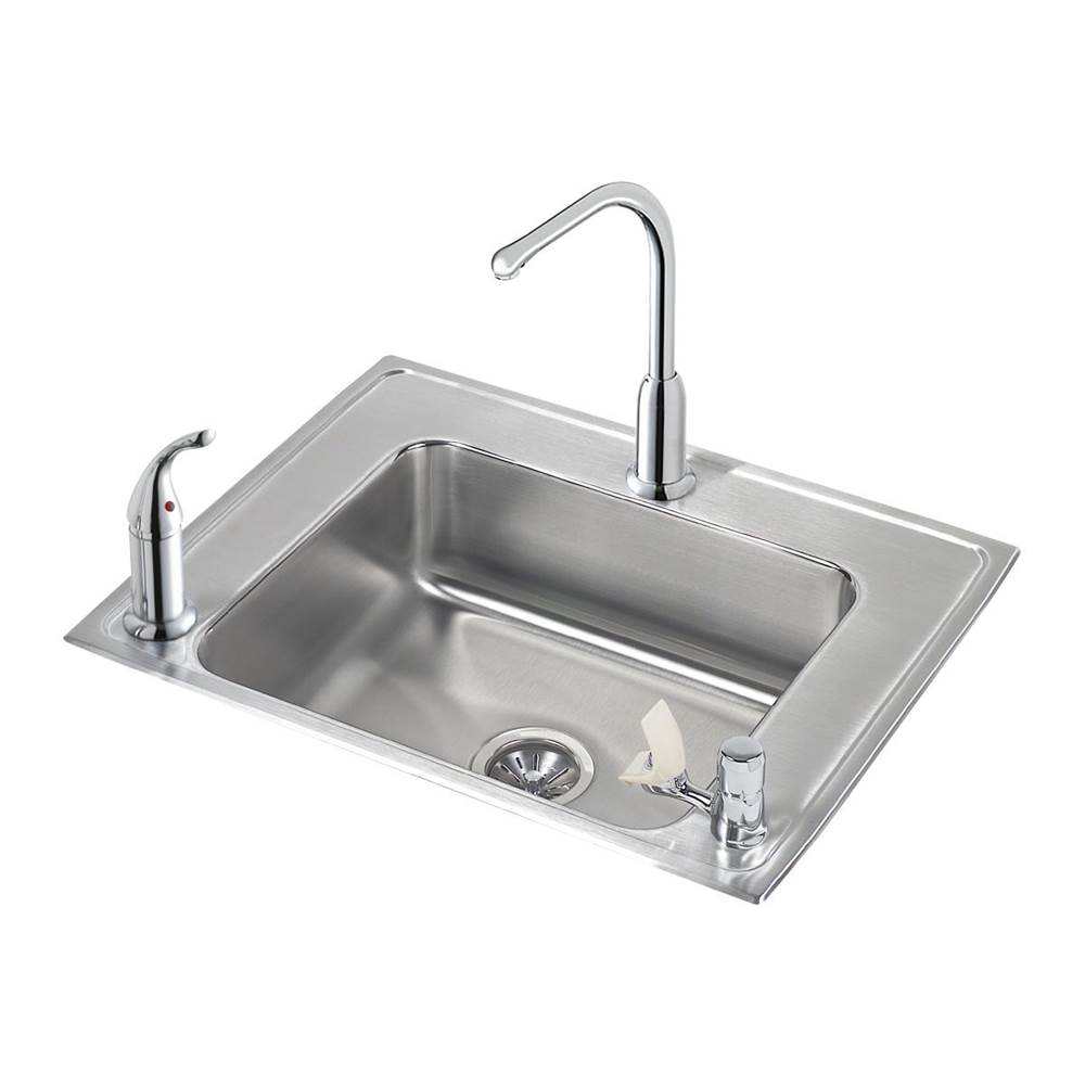 Elkay Drop In Laundry And Utility Sinks item DRKAD282245RC