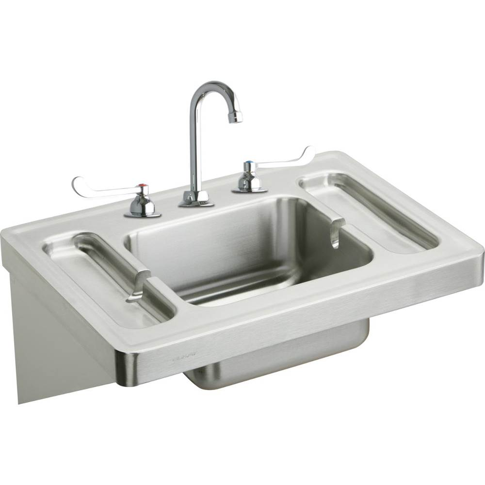 Elkay Wall Mount Laundry And Utility Sinks item ESLV2820W6C