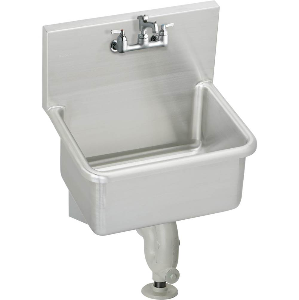 Elkay Wall Mount Laundry And Utility Sinks item ESSB2520C