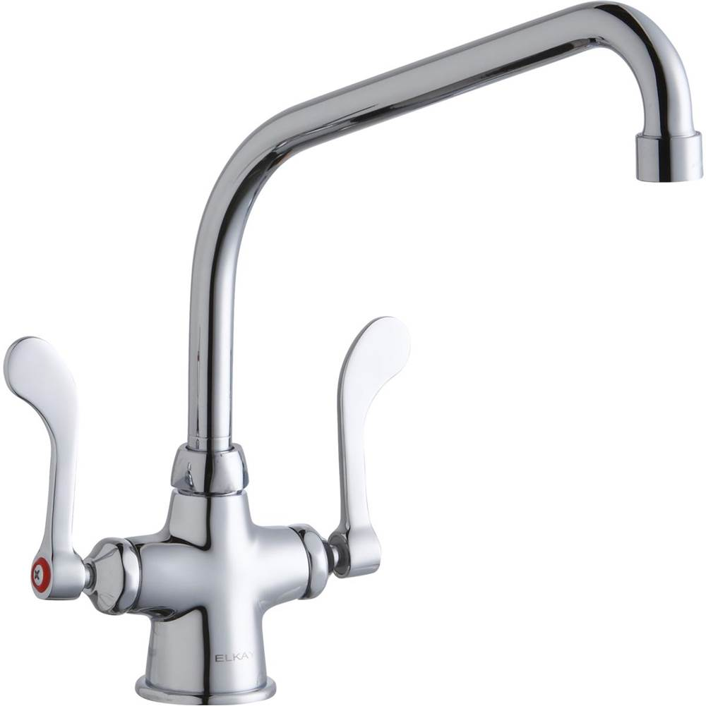 Elkay Deck Mount Laundry Sink Faucets item LK500HA10T4