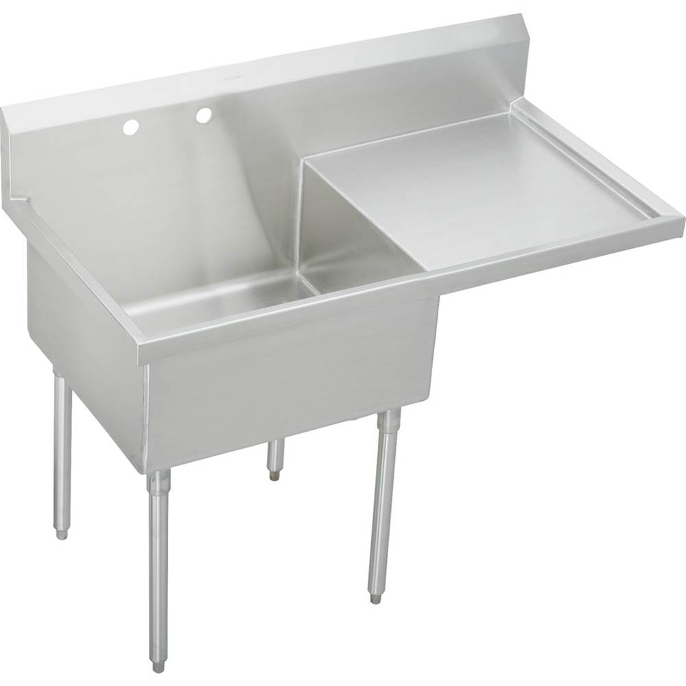 Elkay Console Laundry And Utility Sinks item SS8136ROF2