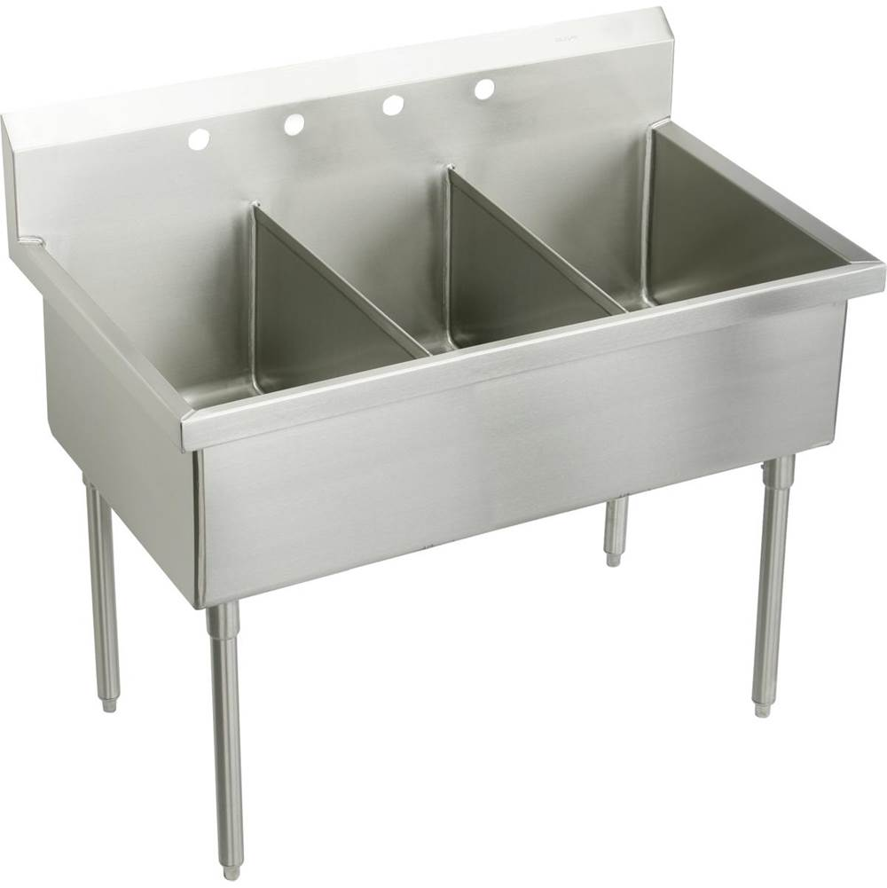 Elkay Console Laundry And Utility Sinks item WNSF83604