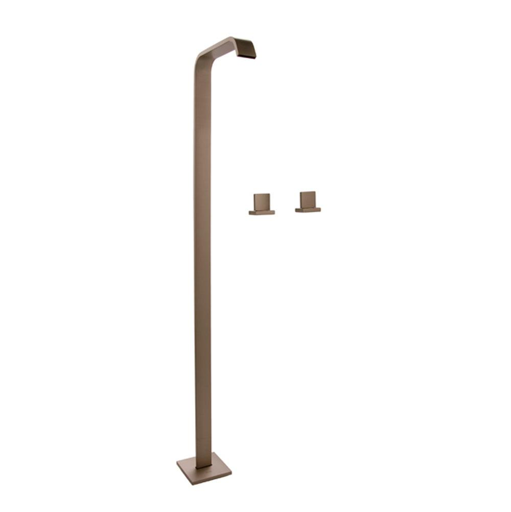 Graff Floor Mounted Tub Spouts item G-3615-C14-SN