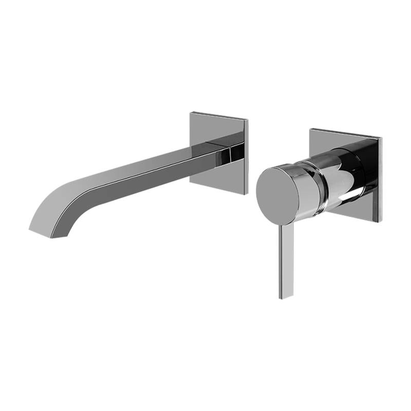 Graff Wall Mounted Bathroom Sink Faucets item G-6235-LM39W-OB