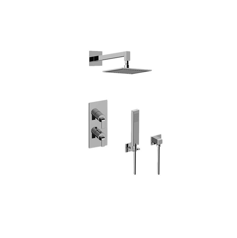 Graff  Shower Systems item GM2.022WD-LM40E0-WT