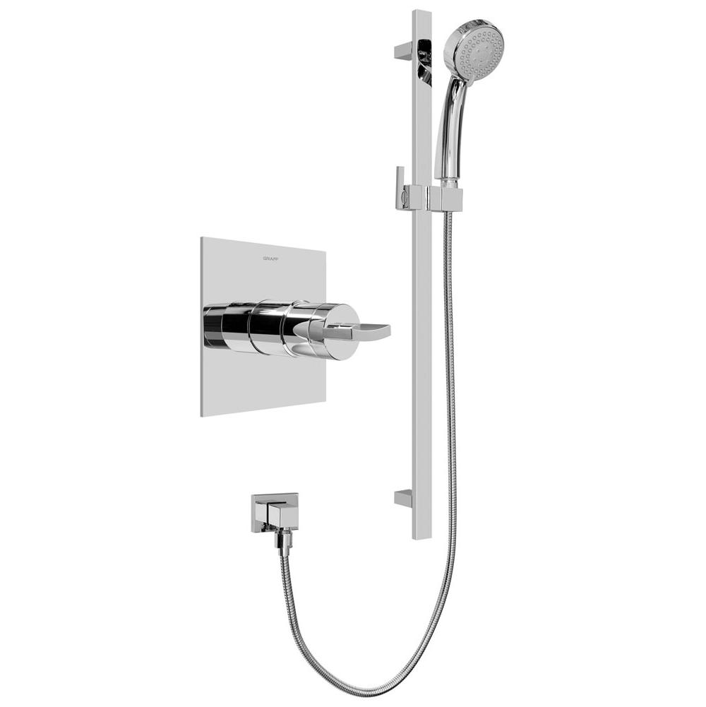 Graff Bar Mount Hand Showers item G-7246-C14S-PC