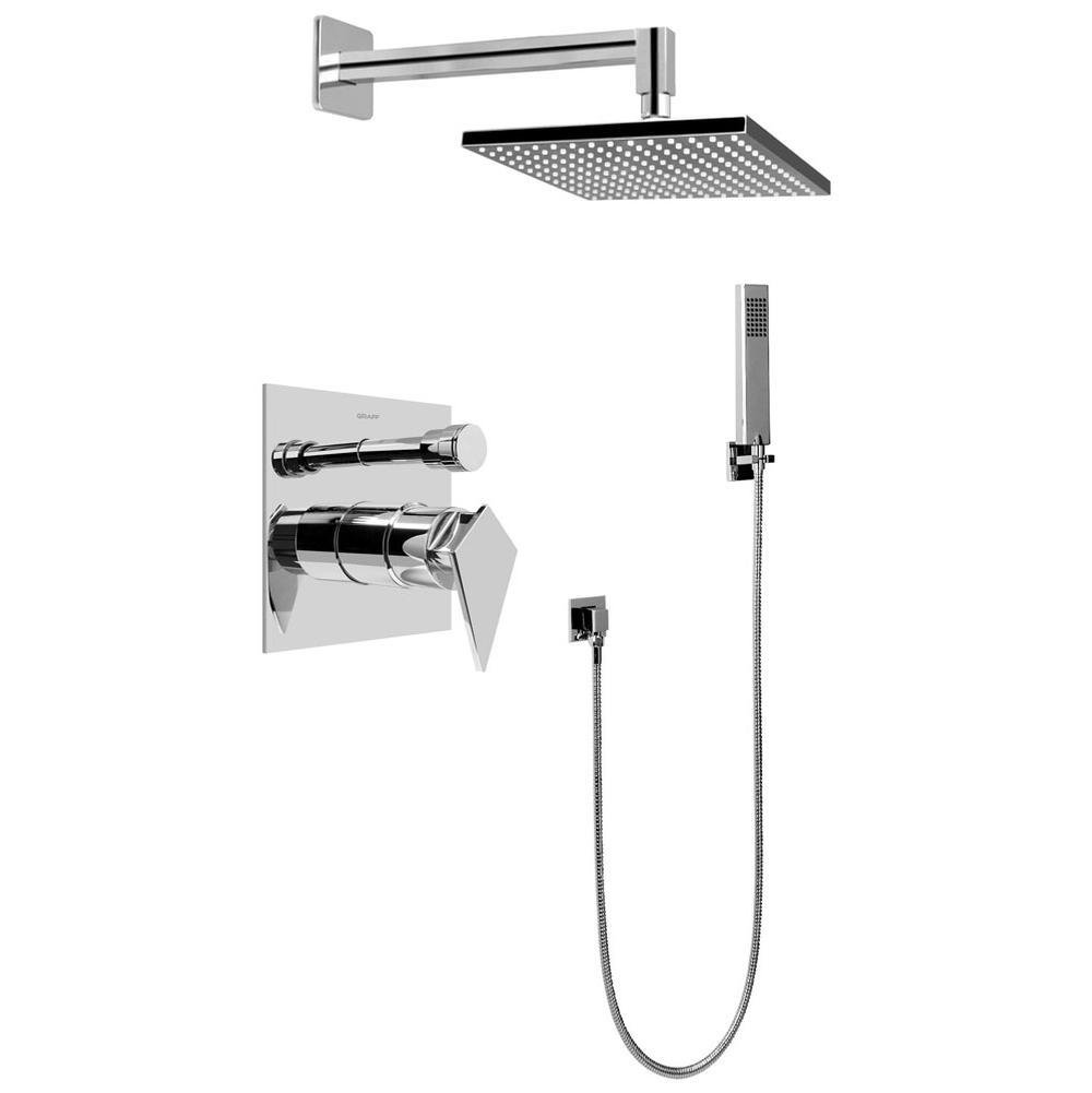 Graff Complete Systems Shower Systems item G-7295-LM23S-PC