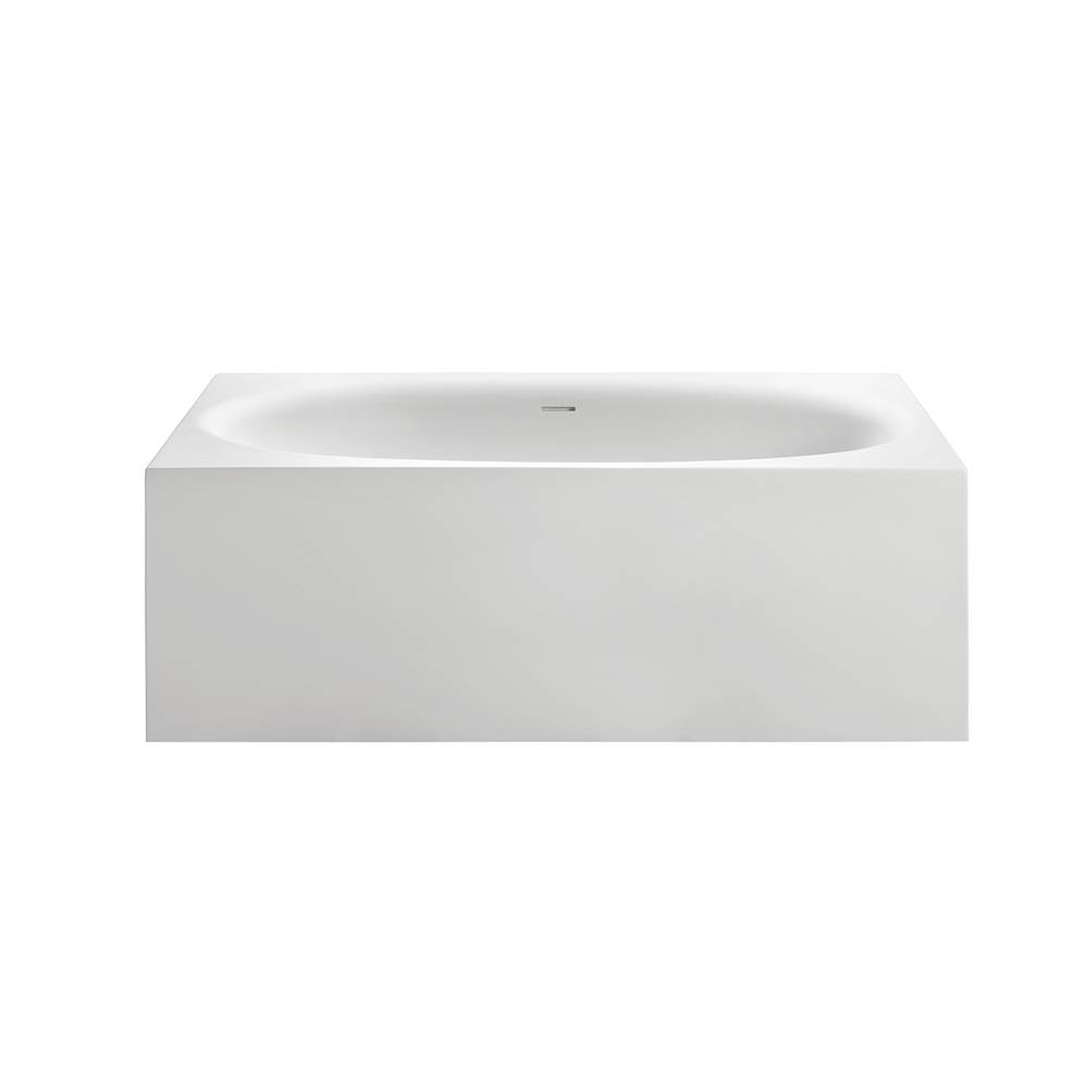 MTI Baths Free Standing Soaking Tubs item S131-WH-MT