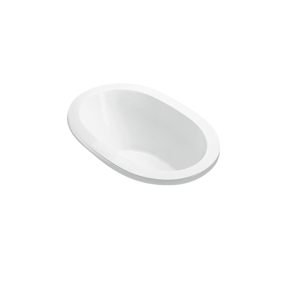 MTI Baths Undermount Soaking Tubs item S76-WH-UM