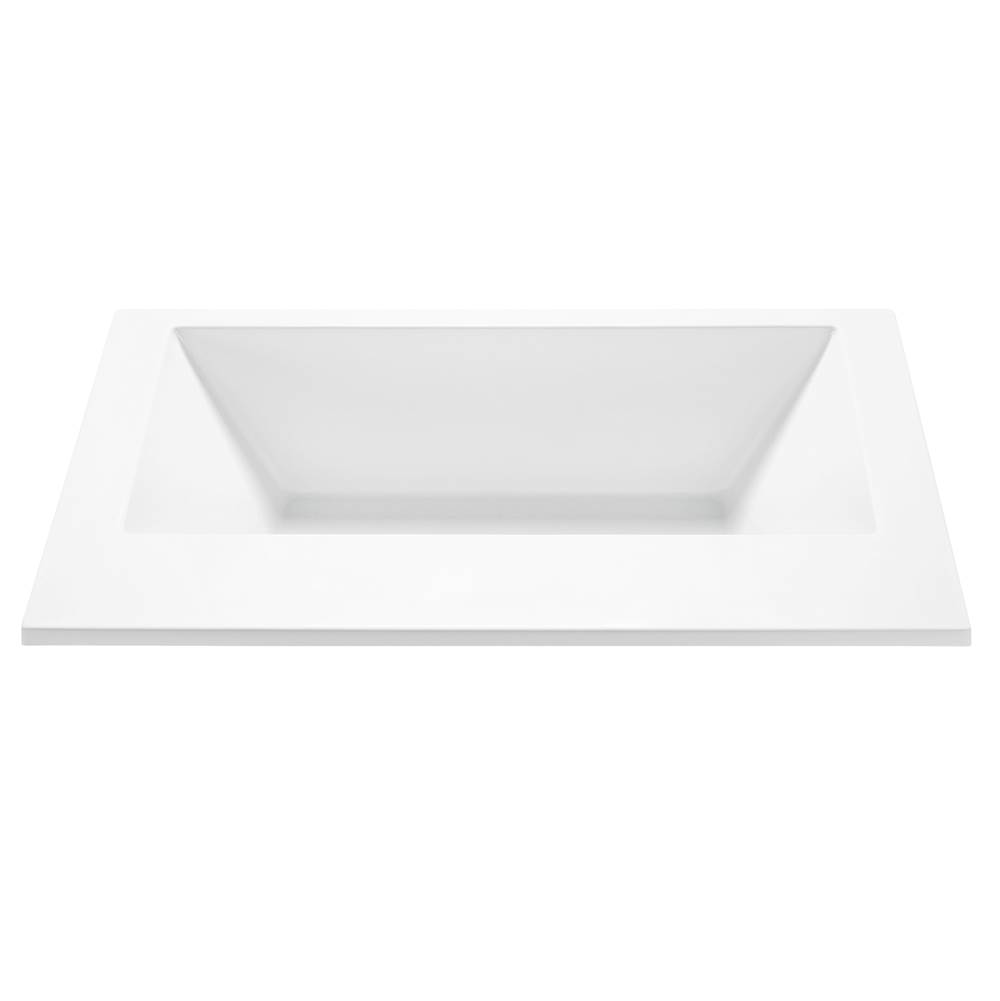 MTI Baths Undermount Air Bathtubs item AE83-BI-UM