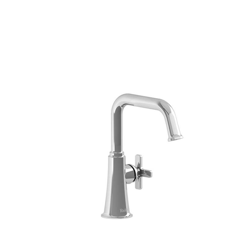 Riobel Single Hole Bathroom Sink Faucets item MMSQS00XPN-10