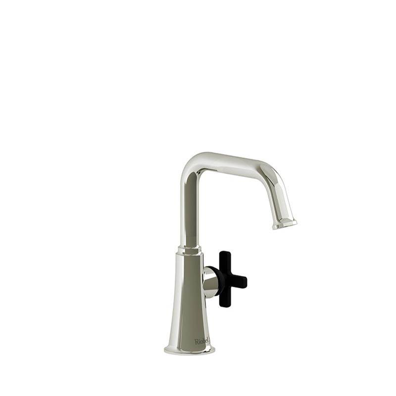 Riobel Single Hole Bathroom Sink Faucets item MMSQS00XPNBK