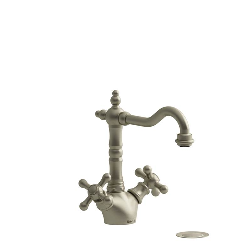 Riobel Single Hole Bathroom Sink Faucets item RT01+BN